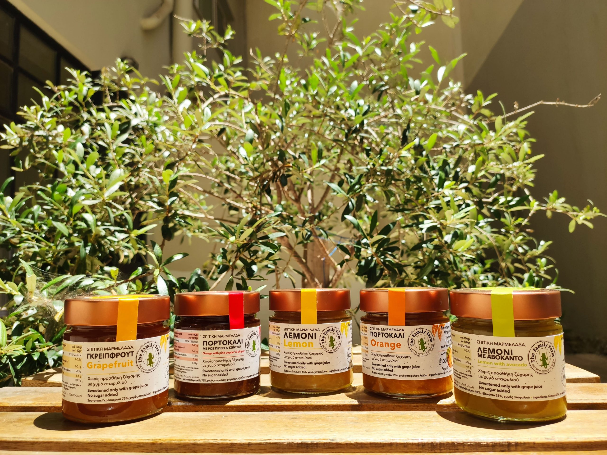 Organic Products' Labels